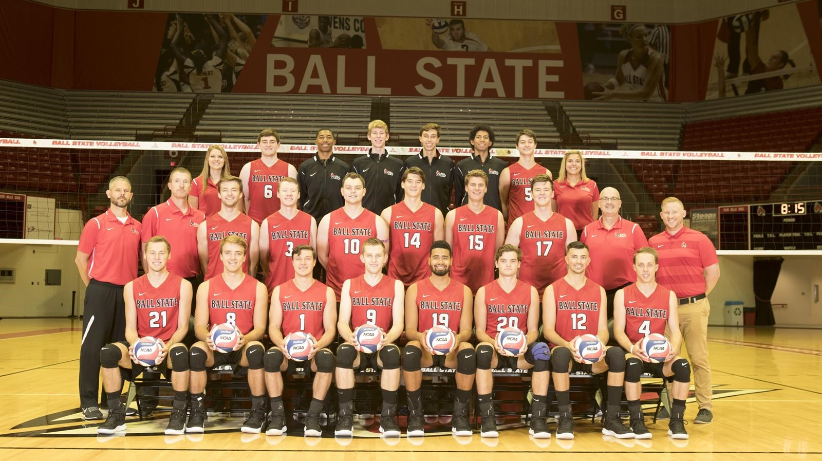 Ball State Campus Map, Team Photo, Ball State Campus Map