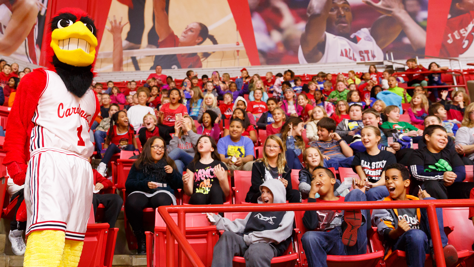 WBB Hosts Field Trip Day; Welcomes Back Charlie's Reading Challenge