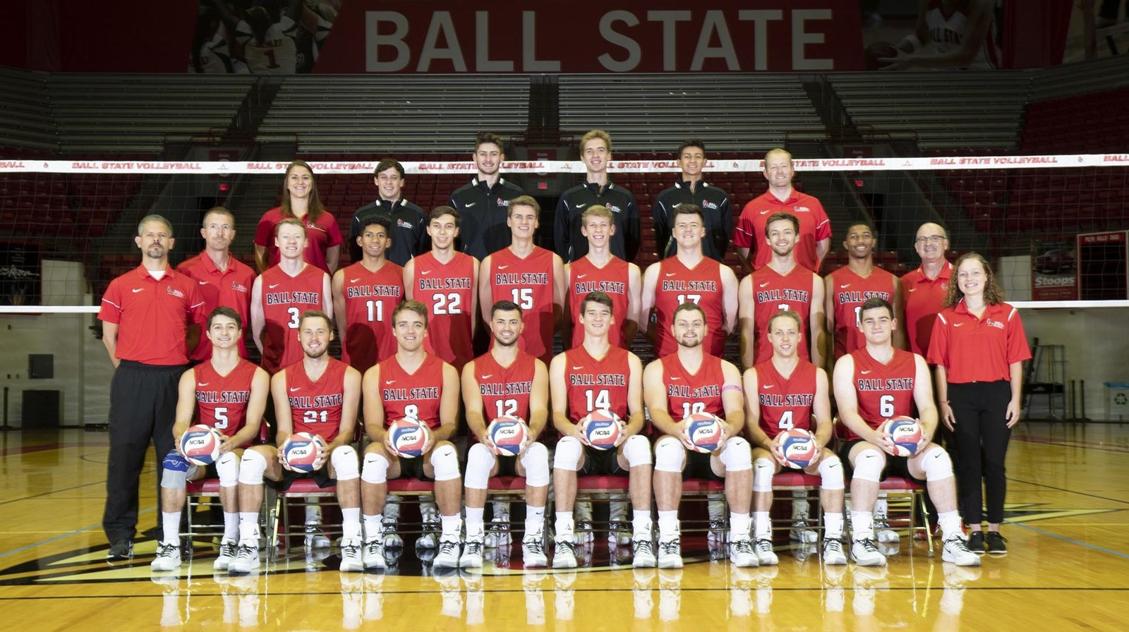 2020 Men S Volleyball Roster Ball State University Athletics