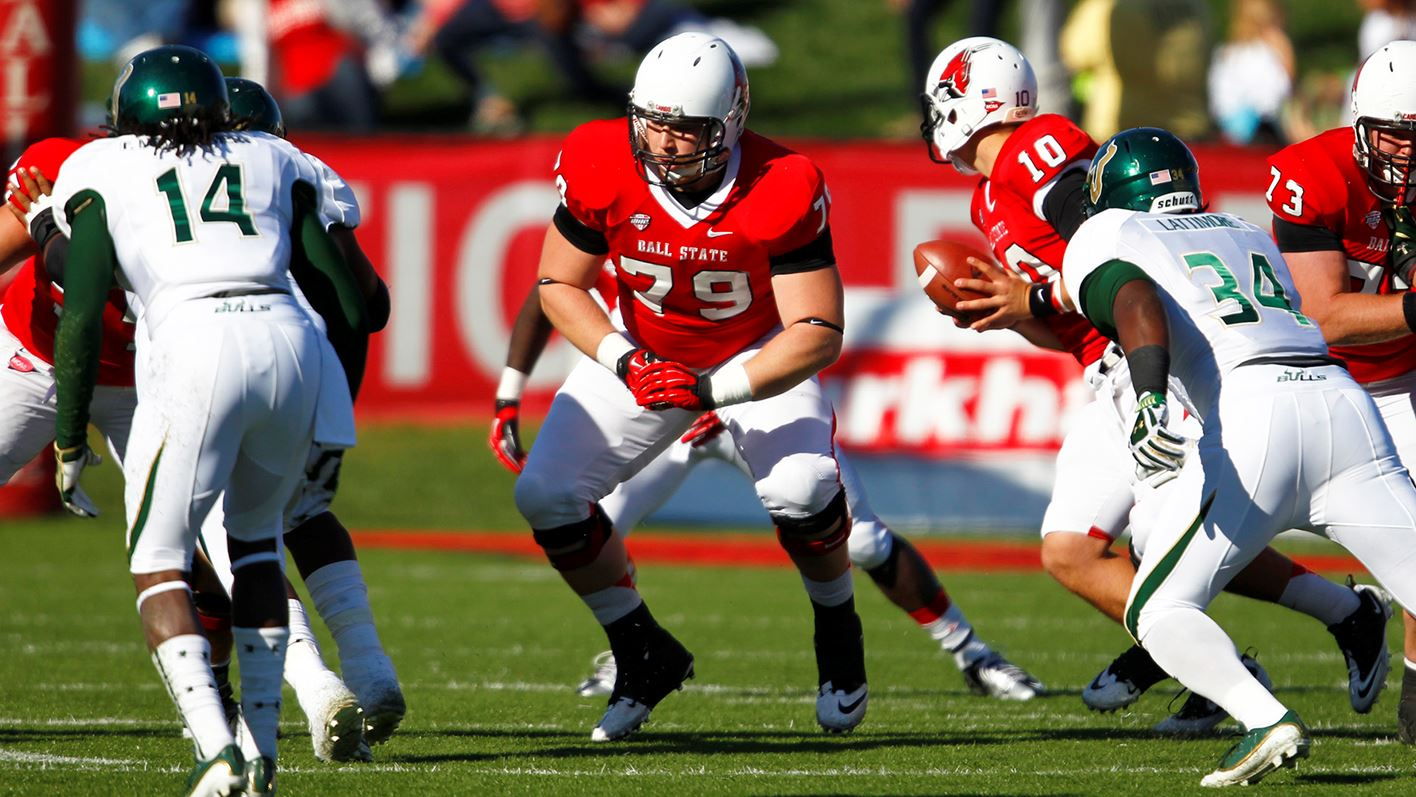 sports shoes ec431 130df O'Brien Makes Roster for Birmingham Iron in Upstart AAF ...